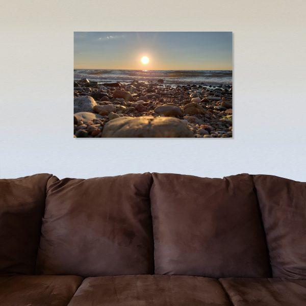 Bathurst Beach Canvas