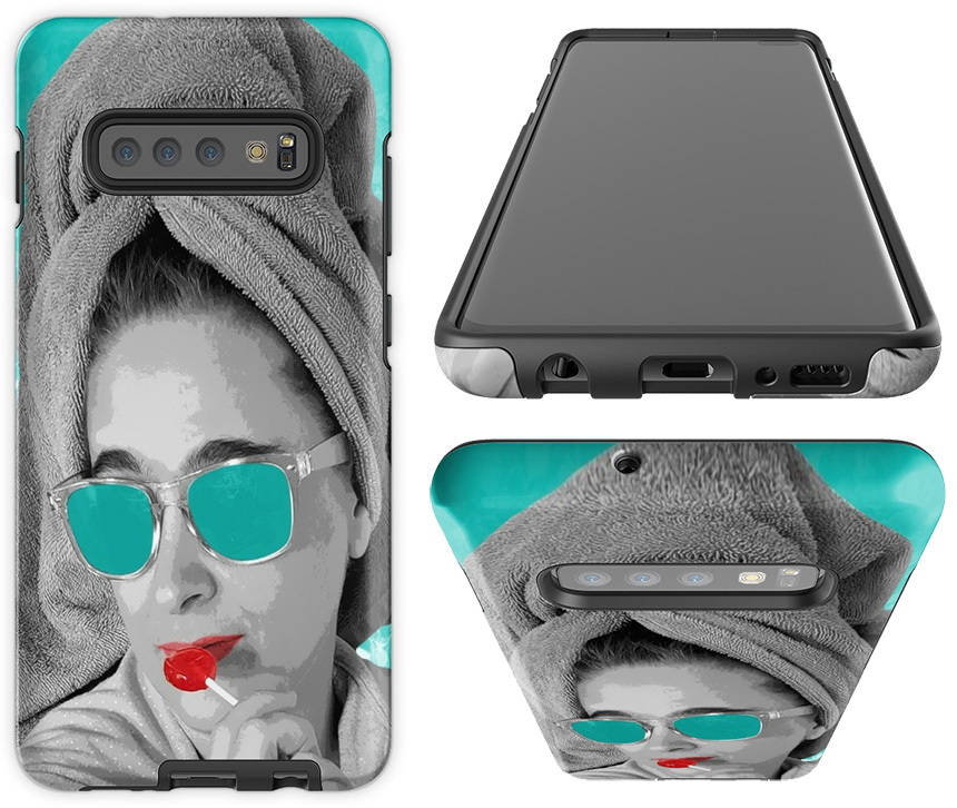 pretty nice ddc3b 9c88c Our New Samsung Galaxy S10 Cases are Now Available on Redbubble